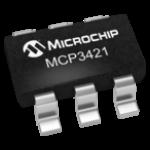 MCP3421 18 Bit ADC