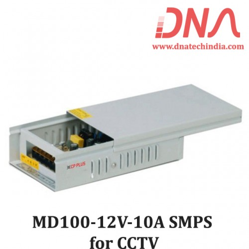 MD100-12V-10A SMPS for CCTV