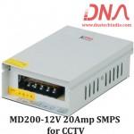 MD200-12V 20Amp SMPS for CCTV