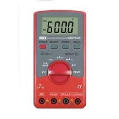 Meco 666-TRMS Digital Autoranging Multimeter