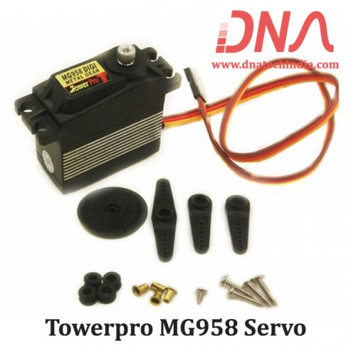 Towerpro MG958 Servo