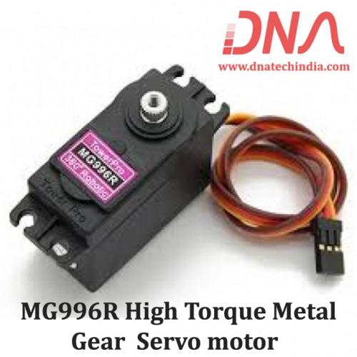 MG996R High Torque Metal Gear Servo motor