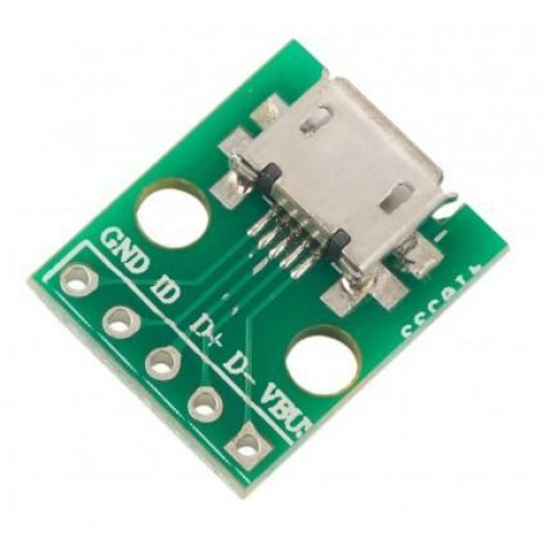 MICRO USB to DIP