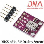 mics-6814 Air quality Sensor