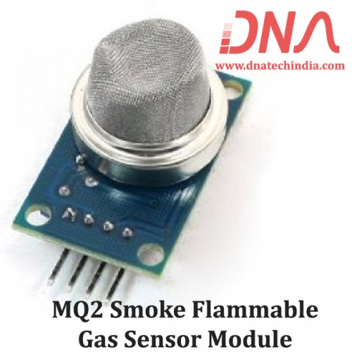 MQ2 Smoke Flammable Gas Sensor Module