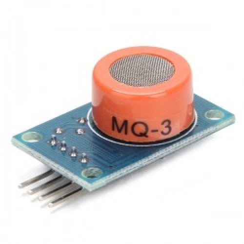 Buy Online Mq3 Alcohol Gas Sensor Module In India At Low