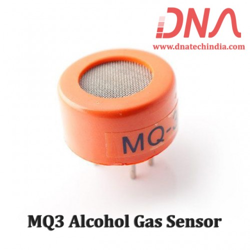 MQ3 ALCOHOL GAS SENSOR