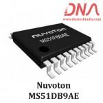 Nuvoton MS51FB9AE Microcontroller
