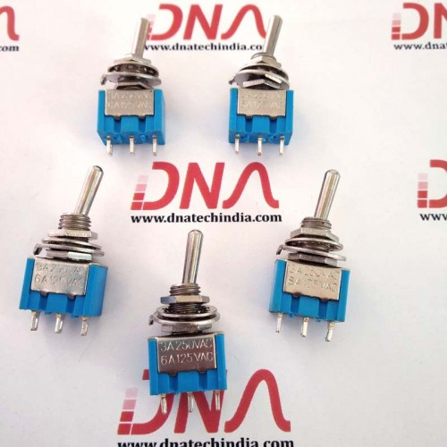 SPDT 2 way Toggle Switch  (ON-ON)