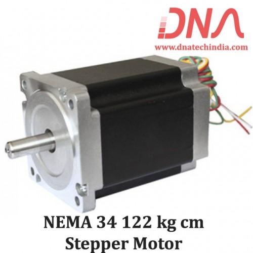 NEMA 34 122 kg cm Stepper Motor