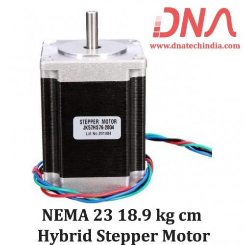 NEMA 23 18.9 kg cm Hybrid Stepper Motor
