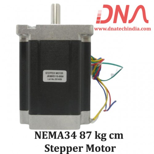 NEMA34 87 kgcm Stepper Motor