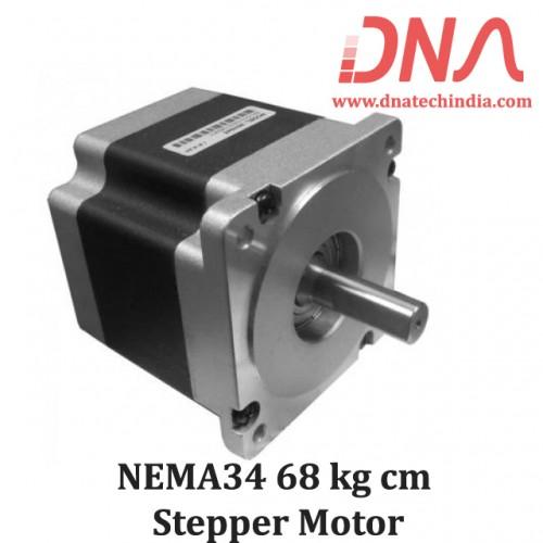 NEMA34 68 kg cm Stepper Motor