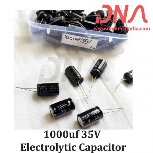 1000uf 35V Electrolytic Capacitor