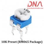 10K Preset (RM065 Package)