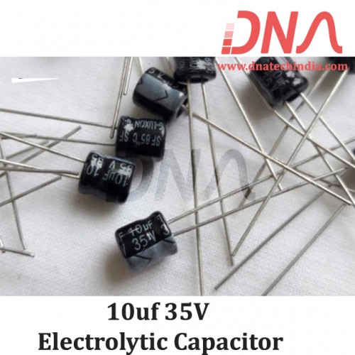 10uf  35V Electrolytic Capacitor