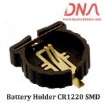 CR1220 Battery Holder (SMD PCB Mount)