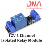 1 Channel 12 Volt Isolated Relay Module