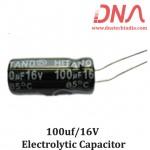 100UF/16V ELECTROLYTIC CAPACITOR
