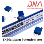 1K Multiturn Potentiometer