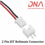 2 Pin  JST Relimate Connector