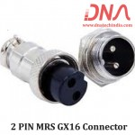 2 PIN MRS GX16 Connector