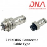 2 PIN CABLE TYPE MRS Connector
