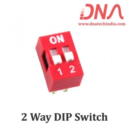 DIP switch 2 Way