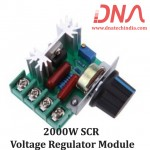 2000W SCR Voltage Regulator Module