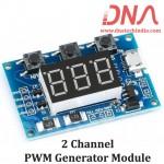 2 channel PWM Generator Module