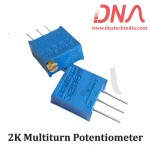 2K Multiturn Potentiometer