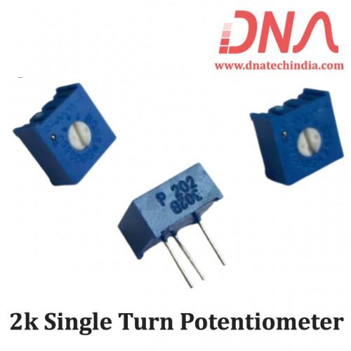 2k Single Turn Potentiometer