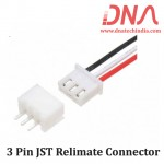 3 Pin  JST Relimate Connector
