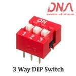 DIP switch 3 Way