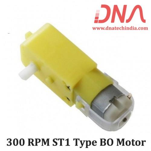 300 RPM ST1 Type BO Motor