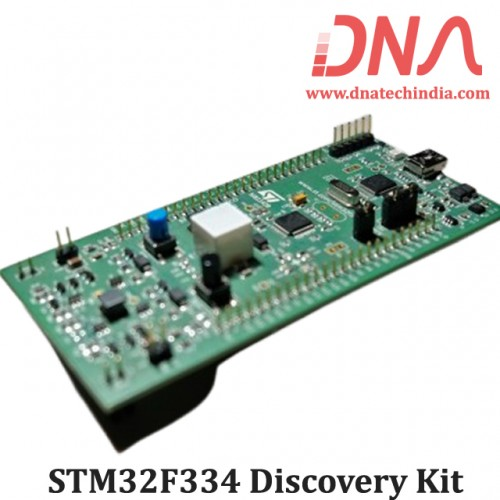 STM32F334 Discovery Kit