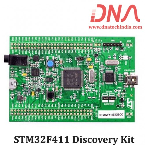 STM32F411 Discovery Kit