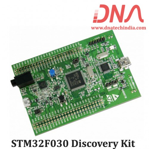 STM32F030 Discovery Kit