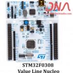 STM32F0308 Value Line Nucleo
