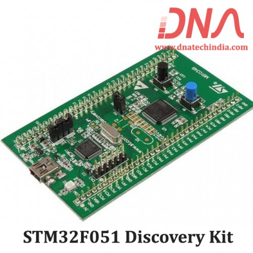 STM32F051 Discovery Kit