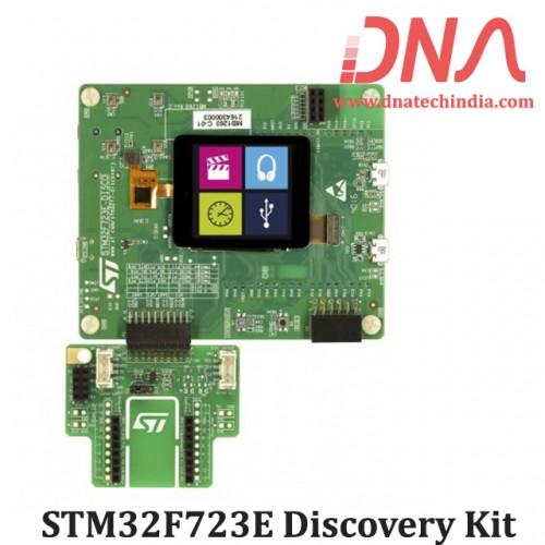 STM32F723E Discovery Kit