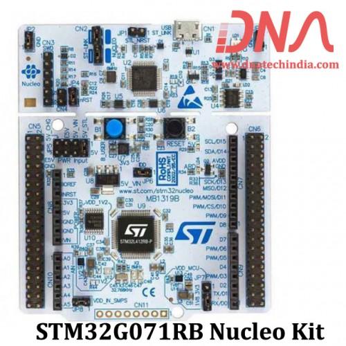 STM32G071RB Nucleo  Kit