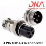 4 PIN MRS GX16 Connector