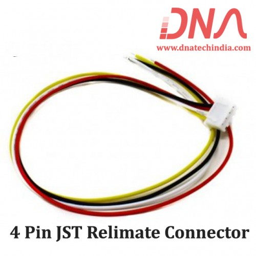 4 Pin  JST  Relimate Connector