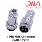 4 PIN CABLE TYPE MRS Connector