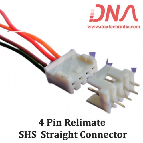 4 PIN RELIMATE CONNECTOR