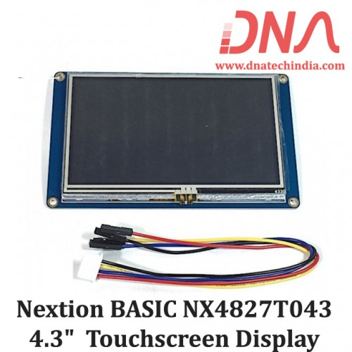 "Nextion BASIC NX4827T043 4.3"" Touchscreen Display"
