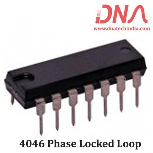 4046 Phase Locked Loop