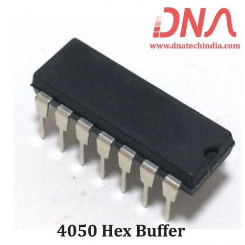 4050 Hex buffer
