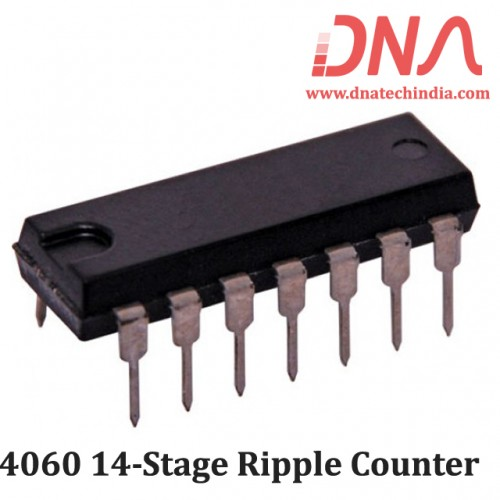4060 14-stage Ripple Counter